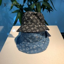 LV路易威登新款雙面漁夫帽