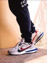 Sacai x NIKE VaporWaffle 3.0 華夫三代潮流走秀運動鞋增高鞋