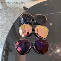 MARC JACOBS馬傑克高級電鍍金屬框製作太陽鏡