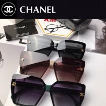 編號:0007 香奈兒Chanel女士偏光太陽鏡TR結合金屬鏡框