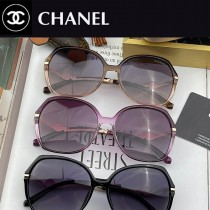型號:CH6899 CHANEL 香奈兒 山茶花潮流爆款 時尚大框太陽鏡