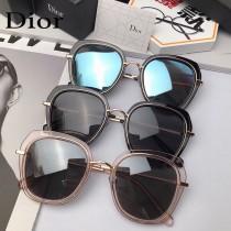 編號:9039 Dior 迪奧女士偏光太陽鏡PC材質結合金屬鏡腿