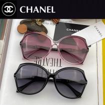 型號:CH0922 CHANEL 香奈兒  新款山茶花潮流爆款 時尚方框太陽鏡