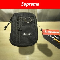 Supreme 19FW Small Zip Pouch 小零錢包 卡包 收納包