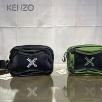 FA65SA218F21  KENZO 春夏系列 新款  KENZO Sport Little X斜挎包 男女款