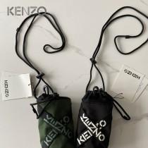 Kenzo斜跨手機包 水杯水壺包 可斜挎