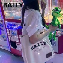 Bally 原單品質帆布購物袋   巴利新品帆布包