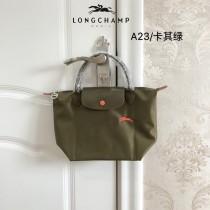 龍驤longchamp70周年限量版小號短柄購物袋  原廠包裝