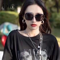 Dior2021新款偏光太陽鏡潮流時尚 女士款百搭瘦臉太陽鏡