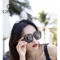 Gucci偏光系列新款偏光太陽鏡 經典的方框設計