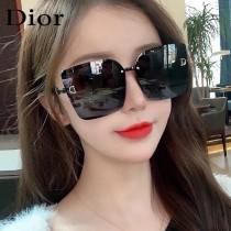 Dior 迪奧新款偏光太陽鏡潮流時尚 女士款百搭瘦臉太陽鏡