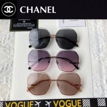 Chanel CHANEL新款偏光墨鏡