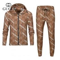 GUCCI 夾克套裝