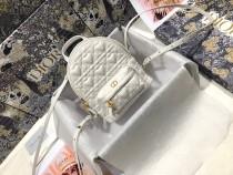 M9222-1 DIOR迪奧七夕款 Dior Backpack 小號雙肩背包