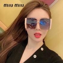 miumiu偏光 新款时尚高雅墨镜女士 太阳镜