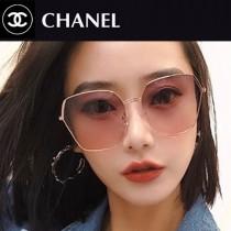 型號:CH9546 CHANEL 香奈兒  新款尼龍偏光太眼鏡