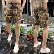 短褲男五分褲夏天社會精神小夥修身五分褲快手紅人短褲子網紅短褲