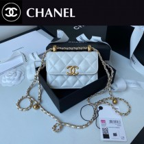 AP2290 Chanel香奈兒早秋新品零錢口蓋零錢包
