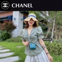 AP2292 Chanel香奈兒秋冬新品手提化妝小盒子小型收納盒