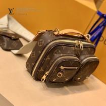 M80446   原單Utility Crossbody 手袋