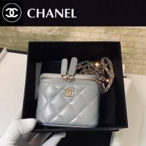 1447 CHANEL香奈兒MINI尺寸盒子包小化妝盒