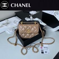 AP2290-1 Chanel香奈兒早秋新品零錢口蓋零錢包
