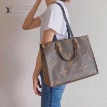 M45321 原單 新配版Onthego 中號手袋購物袋