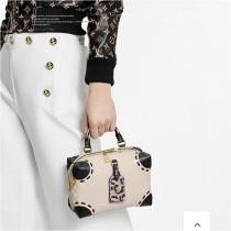 M58518  M45571  白色豹紋本款原單 PETITE MALLE SOUPLE 手袋
