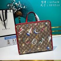 605614-07   GUCCI古馳新款兒童托特包購物袋