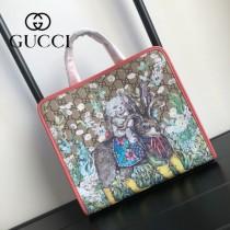 605614-09   GUCCI古馳新款兒童托特包購物袋