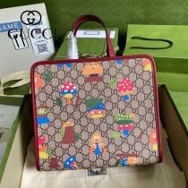 605614-05   GUCCI古馳新款兒童托特包購物袋