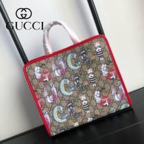 605614-010   GUCCI古馳新款兒童托特包購物袋