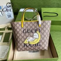 410812-002   GUCCI古馳 原單兒童包小號購物袋