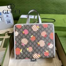 605614-01   GUCCI古馳新款兒童托特包購物袋