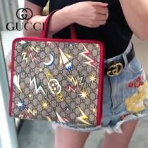 605614-012   GUCCI古馳新款兒童托特包購物袋