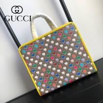 605614-011   GUCCI古馳新款兒童托特包購物袋