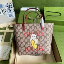 410812-003   GUCCI古馳 原單兒童包小號購物袋