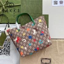 410812-009   GUCCI古馳 原單兒童包小號購物袋