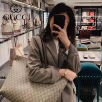 547974 Gucci Ophidia系列雙提手購物袋