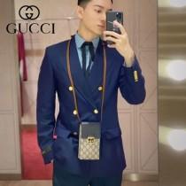 658229 Gucci古馳 Padlock系列手機包