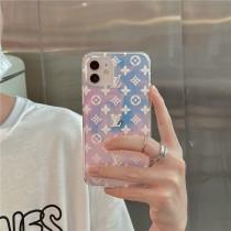 鐳射老花紋1211ProMax蘋果XXSXR手機殼iPhone7情侶8plus軟殼